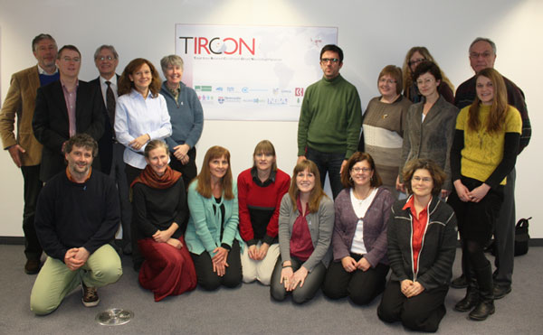 TIRCON Kick-off Group