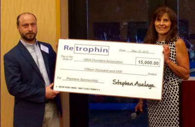 Retrophin, Inc. check presentation