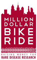 Million Dollar Bike Ride logo
