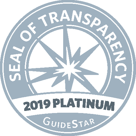 NBIA Disorders Association Guidestar seal