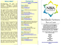 NBIA Alliance Brochure